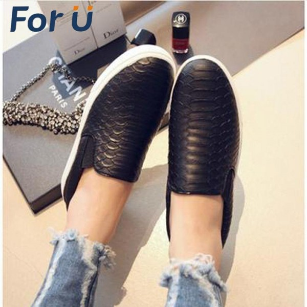 ForU-2015-Women-flats-Women-Shoes-Brand-Fashion-Autumn-Summer-Casual-Soft-Snakeskin-Slip-On-shoes1