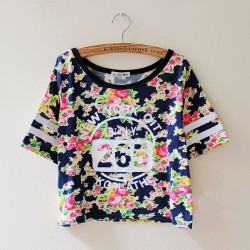 14-New-Fashion-Women-Summer-tshirt-Cotton-Short-Sleeve-Vintage-flower-Print-T-Shirt-number-Clothes-1