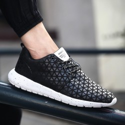 2015-Autumn-New-Fashion-Men-Casual-Shoes-Lace-up-triangle-PU-Leather-Breathable-Casual-Shoes-zapatillas-1