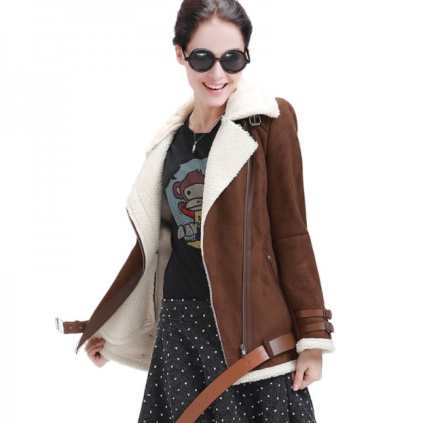 2015-European-and-American-women-s-new-winter-lambs-wool-jackets-and-long-sections-padded-suede-1