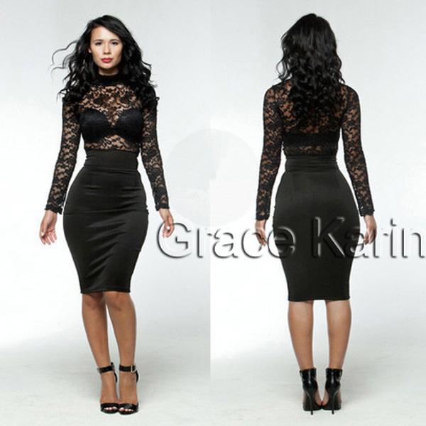 2015-Free-Shipping-1pcs-Mini-Black-Dress-Sexy-Black-Long-Sleeve-Lace-Dress-Women-Club-Dresses-1