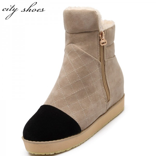 2015-New-Winter-Women-Ankle-Snow-Boots-Fashion-Mixed-Colors-Ladies-Flat-Boot-Casual-Woman-Gray-1