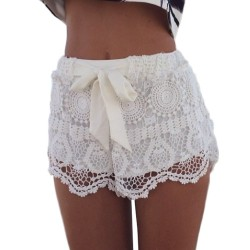 2015-Sunmmer-Fashion-Shorts-Women-Lace-short-shorts-feminino-de-renda-Girls-Hotpants-Drawstring-Elastic-high-1