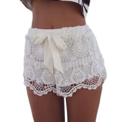 2015-Sunmmer-Fashion-Shorts-Women-Lace-short-shorts-feminino-de-renda-Girls-Hotpants-Drawstring-Elastic-high-1