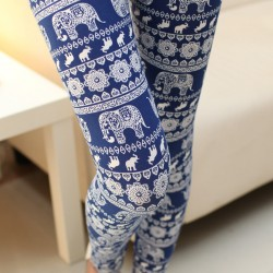 2015-new-fashion-elephant-carved-women-s-legging-Punk-Women-Leggings-Women-Mid-Leggings-Hot-Sale-1