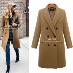 2015Autumn-Winter-pea-Woolen-Coat-Women-Plus-Size-Long-Trench-Coat-Abrigos-Outdoor-Overcoat-Double-breasted-1