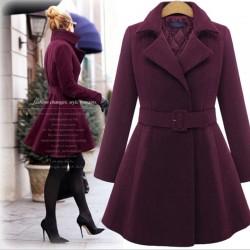 2016-New-Women-s-Wool-Coat-Wool-Blends-Long-Style-Turn-Down-Collar-Woolen-Jacket-Outdoor-1