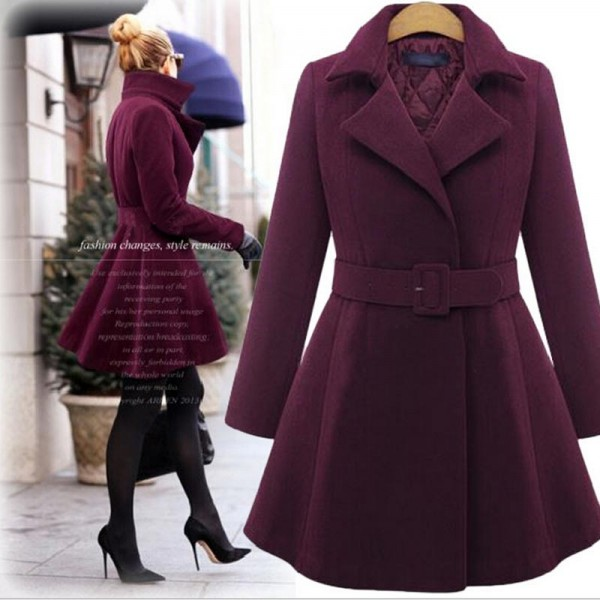 2016-New-Women-s-Wool-Coat-Wool-Blends-Long-Style-Turn-Down-Collar-Woolen-Jacket-Outdoor-1