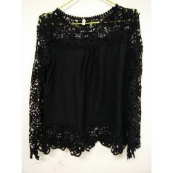 5XL-large-size-Fashion-Women-Lace-long-Sleeve-Chiffon-Blouses-Shirt-Crochet-blusa-Tops-blusas-femininas-1