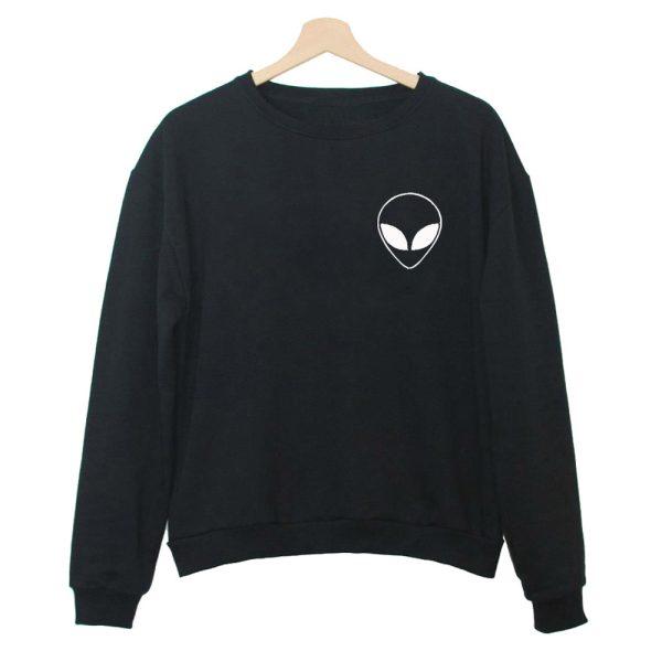 Alien-Sweatshirt-Woman-Harajuku-Streetstyle-Pull-Alien-Print-Black-Hoodie-Crewneck-Pullover-Hoodies-For-Women-Girl-1