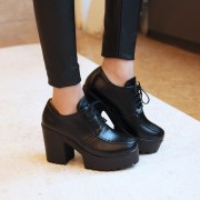 Big-size-34-43-Sexy-punk-women-boots-euro-style-platforms-Square-heels-ankle-boots-fashion-2