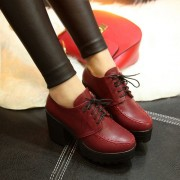 Big-size-34-43-Sexy-punk-women-boots-euro-style-platforms-Square-heels-ankle-boots-fashion-4