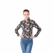 Brand-Floral-Blouses-Cotton-Shirts-Women-Vintage-Turn-Down-Collar-Tops-Blusa-Feminina-Ladies-Long-Sleeve-2