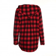 Casual-Women-Red-Plaid-Long-Sleeve-Coat-Jacket-Sweatshirt-Hooded-Outerwear-Jumper-Pullover-Plaid-Sudaderas-Mujer-2