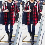 Casual-Women-Red-Plaid-Long-Sleeve-Coat-Jacket-Sweatshirt-Hooded-Outerwear-Jumper-Pullover-Plaid-Sudaderas-Mujer-5