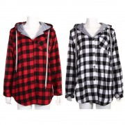 Casual-Women-Red-Plaid-Long-Sleeve-Coat-Jacket-Sweatshirt-Hooded-Outerwear-Jumper-Pullover-Plaid-Sudaderas-Mujer-6