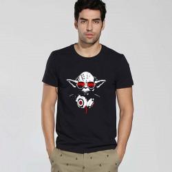 Famous-Movies-Logo-Design-Star-Wars-DJ-Yoda-Men-T-Shirt-Master-Funny-Tee-Techno-Headphones-1
