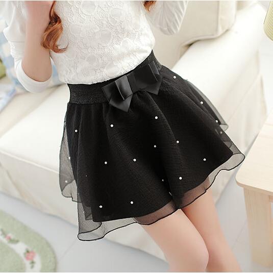 Fashion-Women-s-Skirt-Beads-High-Waist-Skirt-Pleated-Floral-Short-Mini-Skirt-Skater-Women-Knee-1