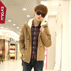 Faux-Fur-Hooded-And-Lining-Cotton-Man-Jacket-Men-Short-Warm-Jackets-Male-Coat-New-2014-1