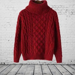 Free-Shipping-2015-NEW-Fashion-Short-Pullover-Women-Sweater-Women-Vintage-Twist-Long-sleeve-Knitted-Sweaters-1