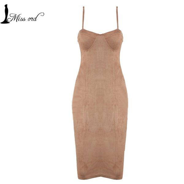 Free-shipping-2016-suede-Bra-sexy-sleeveless-split-dress-party-dress-FT2544-1