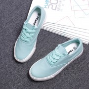 Free-shipping-casual-shoes-women-canvas-low-lace-up-flat-plaform-breathable-shoes-out-door-shoes-2
