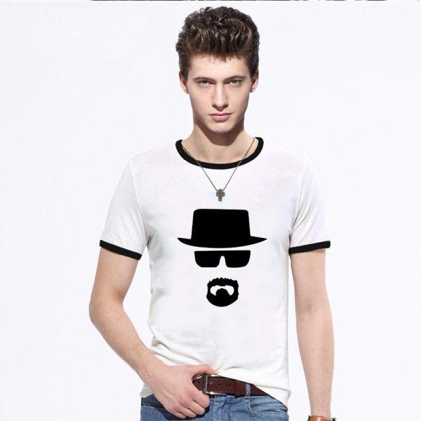 HOT-Breaking-Bad-Men-T-Shirt-Los-Pollos-Hermanos-Man-T-Shirt-I-Am-The-One-1