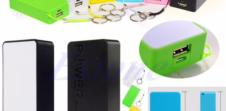 Портативное зарядное устройство для смартфонов на 5600мАч