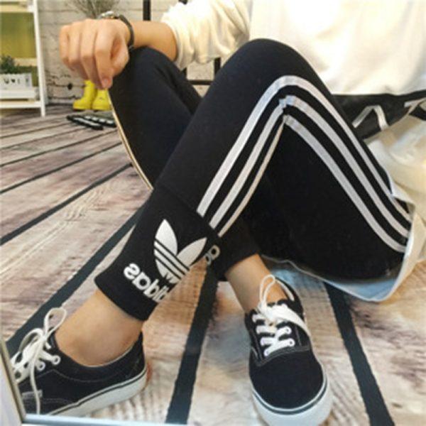 Hot-2015-fashion-punk-sports-women-leggings-work-letter-to-print-black-leggings-woman-slim-and-1