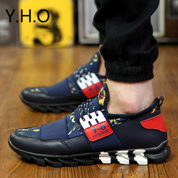Hot-sale-Spring-and-summer-men-s-fashion-casual-mesh-shoes-men-Blade-Y3-Casual-Flats-1