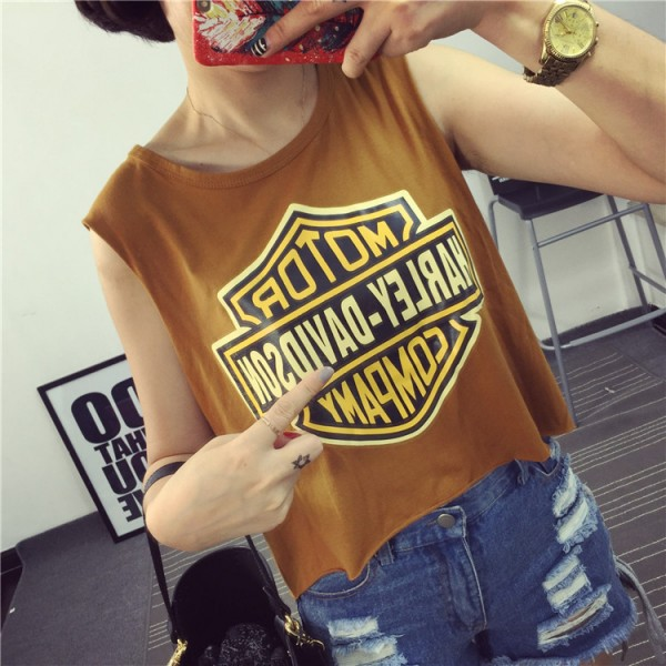JALON-New-fashion-women-s-Harajuku-style-letters-printed-sleeveless-vest-cotton-T-shirt-1