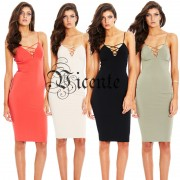 Mid-Year-Clearance-2015-Fashion-Deep-Vneck-Criss-Cross-Straps-Mi-Amore-Celebrity-Club-Party-Bustier-5