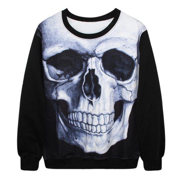 New-2015-Unisex-Brand-Tops-Autumn-Fashion-3D-Print-Sweatshirt-Skull-Galaxy-Tiger-Pattern-Hoodies-Woman-1