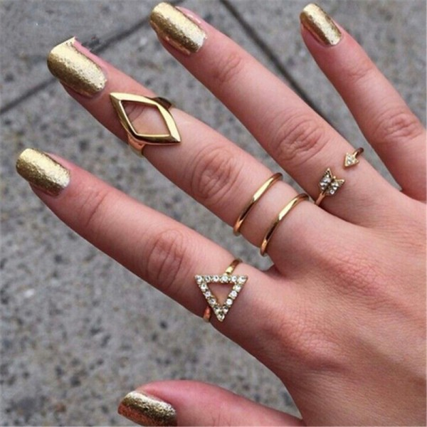 New-5pcs-set-stacking-punk-ring-geometry-Triangle-midi-ring-with-crystal-women-rings-CC2364-1