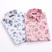 New-Brand-Long-Sleeve-Women-Shirts-Polka-Dot-Blusas-Femininas-Cotton-Floral-Print-Women-Blouses-Casual-4
