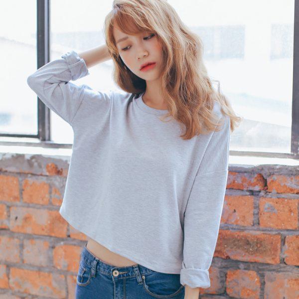New-Hot-2016-Women-s-Loose-Crop-Top-Shirt-Pullover-Short-Design-Sweatshirt-Hoodies-Long-sleeve-1