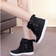 Promotion-Women-Buckle-Strap-Flats-Shoes-Ladies-Female-Casual-Lace-Up-High-Top-Canvas-Breathable-Walking-2