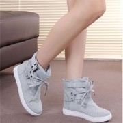 Promotion-Women-Buckle-Strap-Flats-Shoes-Ladies-Female-Casual-Lace-Up-High-Top-Canvas-Breathable-Walking-4