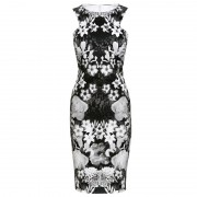 R70110-Wholesale-and-retail-popular-floral-dress-brand-new-sleeveless-bodycon-dress-high-quality-trendy-fashion-5