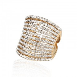Senior-Jewelry-Covered-With-Austrian-Crystals-18k-Gold-Ring-Hyperbole-Rings-For-Women-Gift-Free-Shipping-1