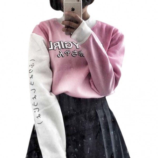 South-Korean-and-Japanese-style-female-sweatshirts-lady-cashmere-thickened-pullover-women-cotton-printed-letter-hoodies-1