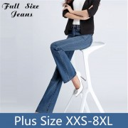 Spring-Autumn-Slim-Fit-Mid-Waist-Flare-Jeans-Plus-Size-Stretch-Skinny-Jean-Bell-Bottom-Pants-2