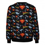 Stroke-Zone-Superman-Black-Emoji-Expression-Printed-Sweatshirt-Hoodie-Jumper-Top-1-2