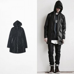 Swag-mens-jackets-and-coats-autumn-thin-streetwear-hip-hop-Jogging-training-waterproof-jacket-black-long-1