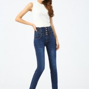 Top-Quality-Elastic-High-Waist-Women-Slim-Jeans-skinny-Fit-Vintage-Elastic-Cotton-Thin-Pencil-Pants-3