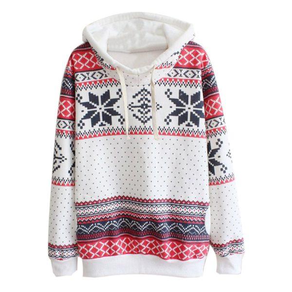 White-Christmas-Hoodies-Geomrtric-Print-Sweatshirt-Long-Sleeve-Front-Pocket-Loose-Casual-Top-2016-Autumn-Winter-1