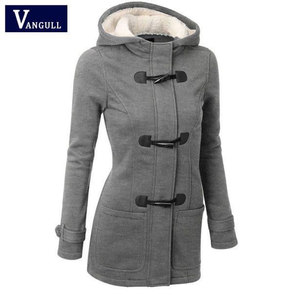 Winter-Coat-Women-2015-New-Fashion-Women-Wool-Blends-Slim-Hooded-Collar-Zipper-Horn-Button-Long-1