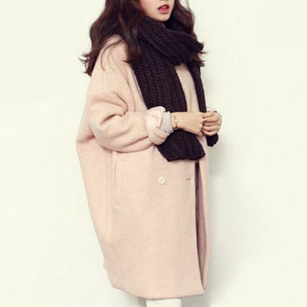 Winter-Fashion-Women-New-Coat-Long-sleeve-Medium-Long-High-quality-Wool-Coat-Loose-Super-Warm-1