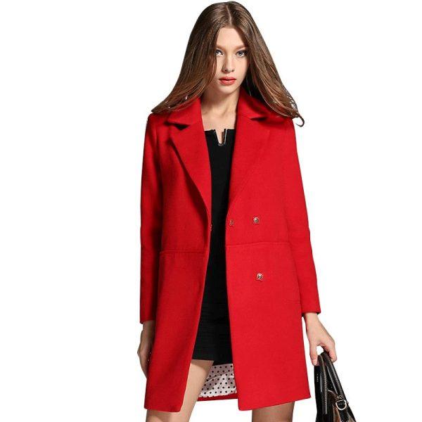 Women-Coat-Femininos-2015-Celebrity-Style-Laisiyi-Autumn-Winter-Women-s-Overcoat-Solid-Basic-Wool-Jackets-1