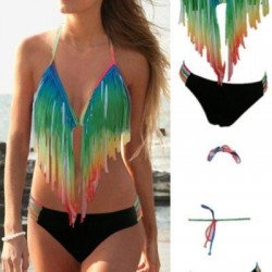 Women-Summer-Brazilian-bikinis-set-push-up-swimsuit-2015-sexy-beachwear-bathing-suit-Gradient-Rainbow-Long-1
